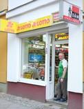 Ladengeschäft für Angelbedarf in der Groenerstr. 17 in Berlin - Spandau